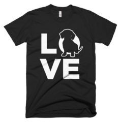 Doxie Love Men's Tee